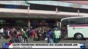 Penumpang Bus Kampung Rambutan Terlantar
