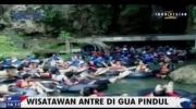Asiknya Berwisata di Gua Pindul