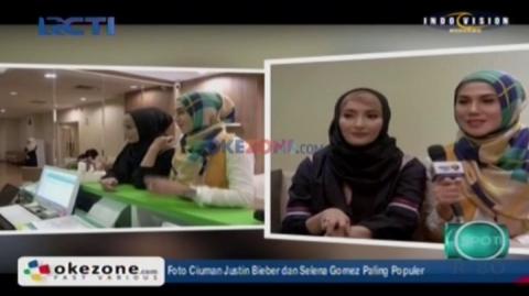 Cantik Muslimah Ala Inneke & Marini Zumarnis