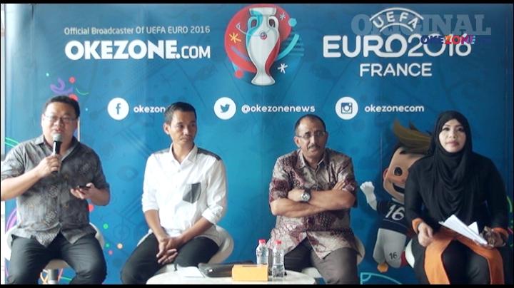 Okezone Sajikan Live Streaming Piala Eropa 2016