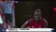 Portugal Kalahkan Prancis di Laga Final Euro 2016