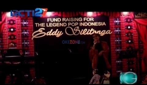 Musisi Lawas Gelar Konser Tribute untuk Eddy Silitonga
