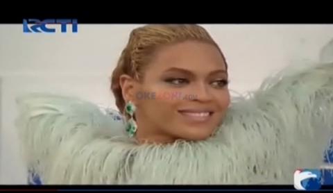 Beyonce Raih 8 Penghargaan MTV VMA 2016
