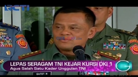 Agus Yudhoyono Salah Satu Unggulan TNI