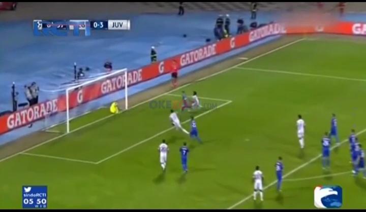 Juventus Tundukan Dinamo Zagreb 4-0