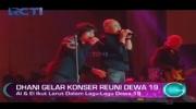 Ahmad Dhani Gelar Konser Reuni Dewa 19