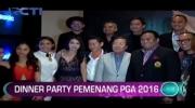 Dinner Party Pemenang Panasonic Gobel Award 2016