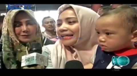 Nagita Slavina Umroh Tanpa Raffi Ahmad