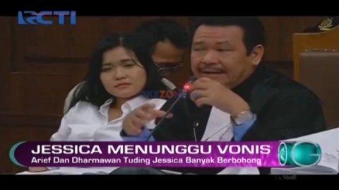 Perang Opini Jelang Vonis Jessica Kumala Wongso