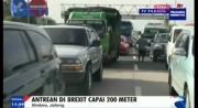Tol Brexit Dipadati Mobil Pribadi Sejak Dini Hari