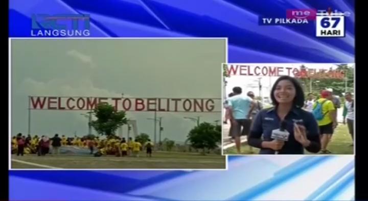 Pulau Belitung Diusulkan Jadi Geopark Internasional