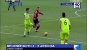 Bournemouth 3 - 3  Arsenal