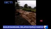 Video Amatir Detik-Detik Banjir Bandang Temanggung