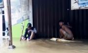 Suasana Terkini Banjir Cipinang Melayu