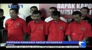 Pimpinan Pandawa Group Berhasil Ditangkap