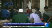 Peserta Aksi 212 Mulai Tiba dan Bermalam di Masjid