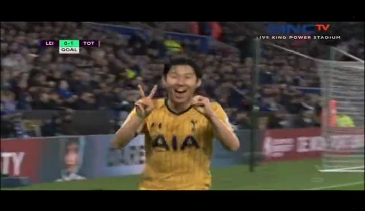 Full Recorded: Leicester City Vs Tottenham Hotspur