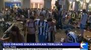 Ledakan di Turin Saat Nonton Bareng, Pendukung Juventus Alami Luka-luka