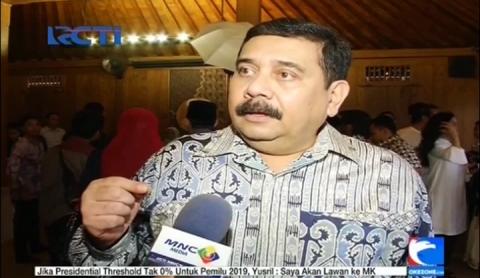 Ketua DPW Perindo Jakarta: Tuduhan Jaksa Yulianto Tidak Pantas