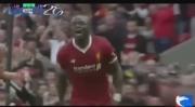Sadio Mane Pastikan Kemenangan Liverpool dari Crystal Palace