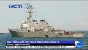 Kapal Perang AS Tabrak Tanker