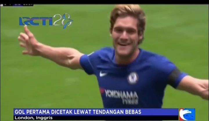 Alonso 2 Gol, Chelsea Bungkam Tottenham Hotspur