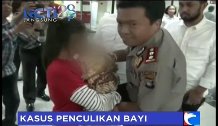 Polisi Gagalkan Penculikan Bayi di Batam