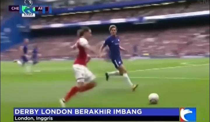 Chelsea Ditahan Imbang saat Menjamu Arsenal
