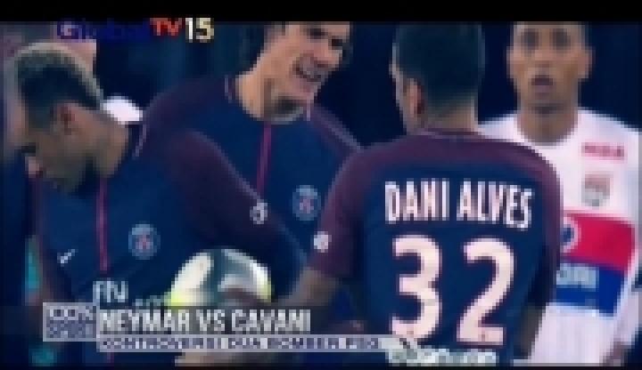 Perbandingan Gol Tendangan Penalti Neymar vs Cavani