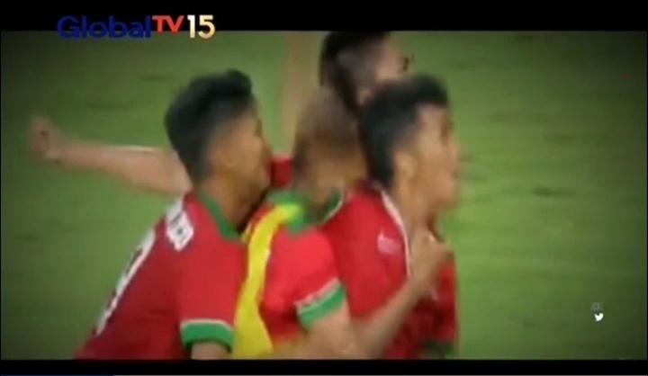 Timnas U-16 Tekuk Tuan Rumah Thailand 1-0