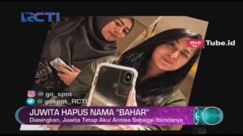 "Juwita Hapus Nama ""Bahar"""