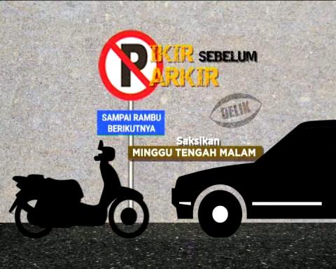 Delik: Pikir Sebelum Parkir