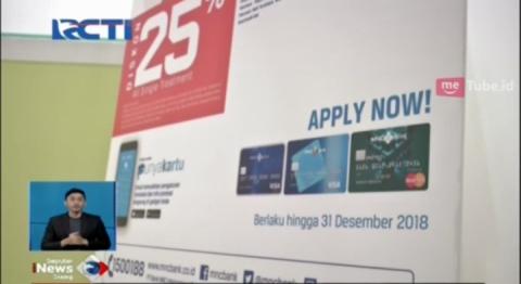Bank MNC Berikan Promo hingga 30 Persen di Hari Kartini