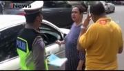 Tak Terima Dirazia, Pengendara Terlibat Adu Mulut dengan Petugas