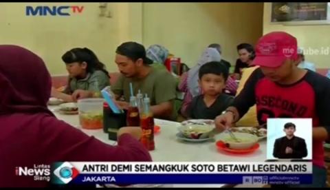 Mencicipi Soto Betawi, Sajian Legendaris Khas Kota Jakarta