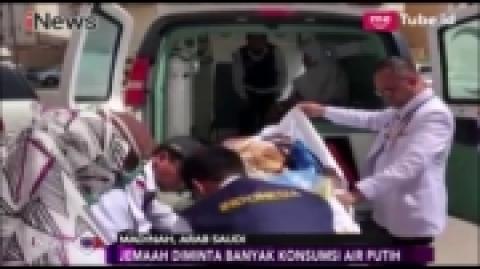 Dehidrasi Ancam Jamaah Calon Haji Indonesia